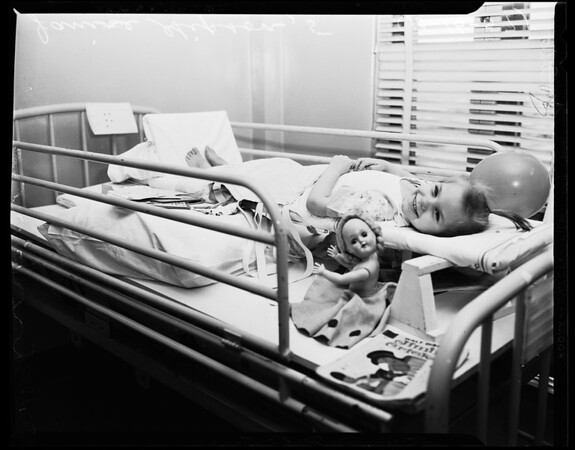 Community chest series (Children's Hospital), 1957