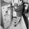 Radiological health fall out measurement, 1961