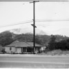 Verdugo City brush fire, 1951