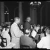 National Education Association meeting at Biltmore Hotel, 1960