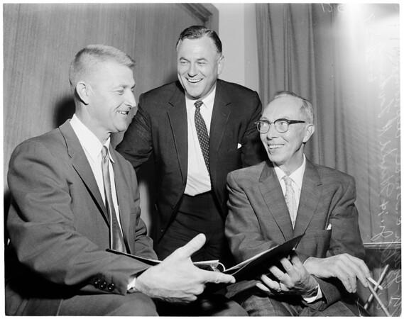 G.O.P. meeting at Statler, 1959