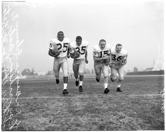 Football  Washington University, 1959
