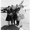 Leaving for Detroit, 1961