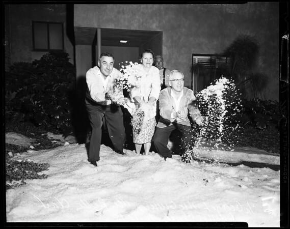 Hail, 1957