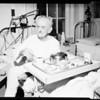 95th birthday of veteran at Sawtelle, 1951