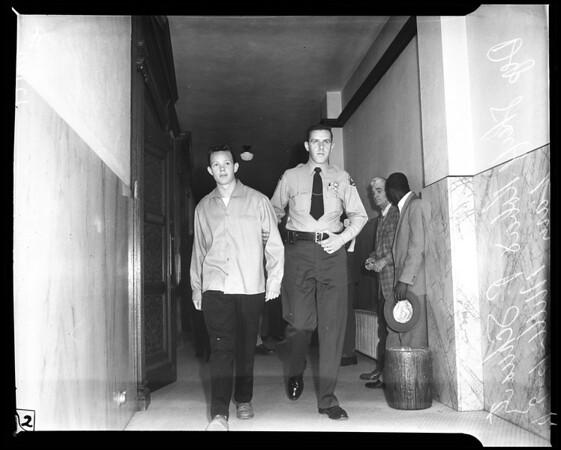 Child killer, 1957
