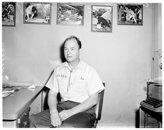 Bowling, 1960.