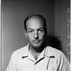 Morey murder suspect, 1958