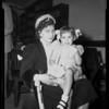 Child fight, 1952