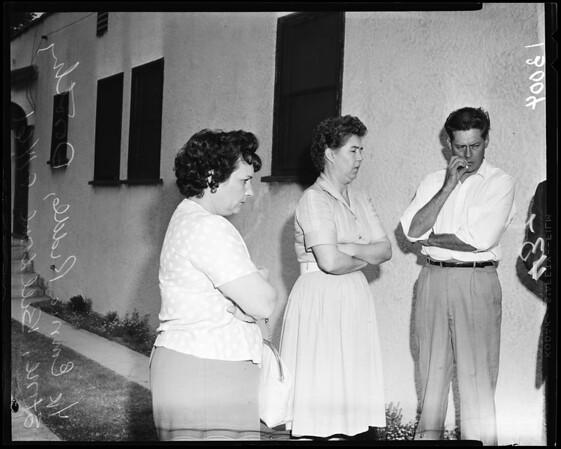 Gladys Lowe murder, 1961