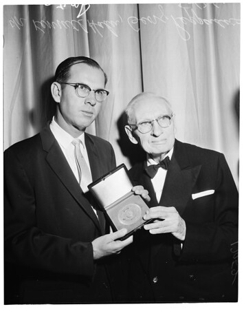 Pepperdine Alumni Banquet, 1961