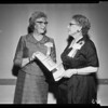National Education Association convention, 1960