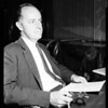 Lee S. Johnson (General Manager of Sikorsky Aircraft), 1958