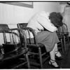 Shooting suspect, 1954