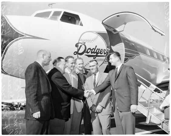 Dodgers, 1960