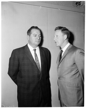 Embezzler, 1960
