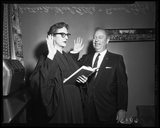Debs, 1958
