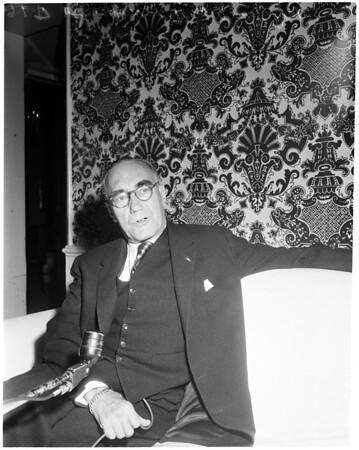 Interview, 1960.