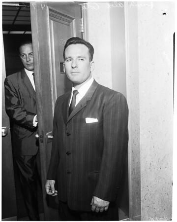 Vagrancy, 1960