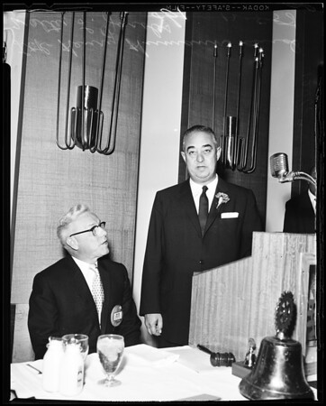 Rotary luncheon, 1958