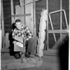 Marine inventor, 1960