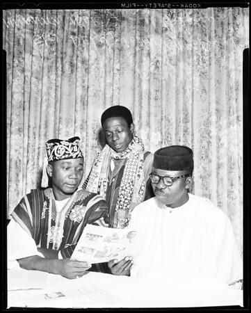 Nigera Students, 1960
