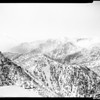 Snow on Mount Baldy, 1957