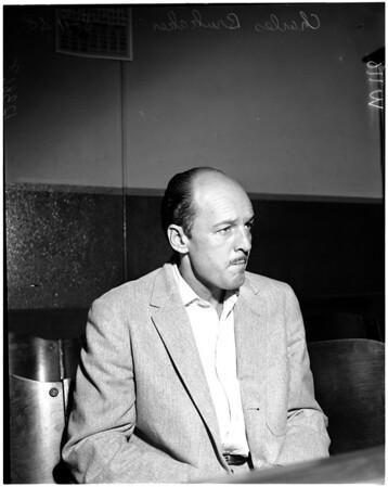Murder Trial, 1958