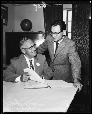 Polish meeting, 1958