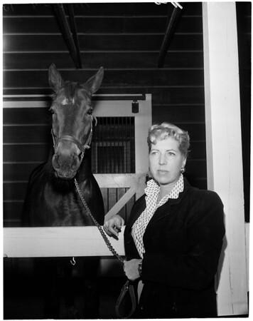 Elizabeth Falk, 1960
