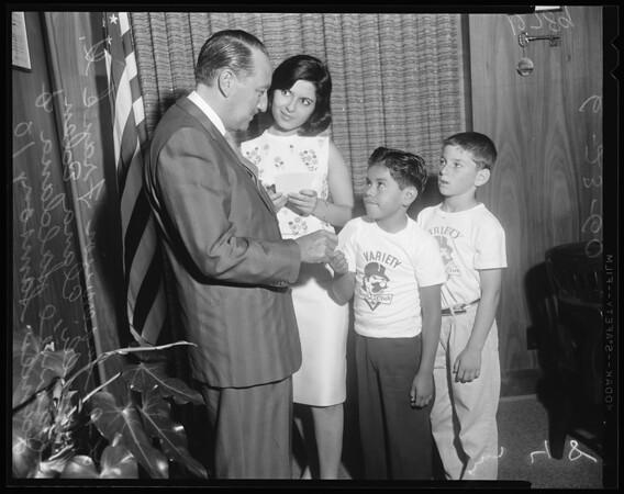 Variety club boys, 1960
