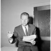 Director of Motor Vehicles, 1959