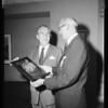 Rotary award, 1960