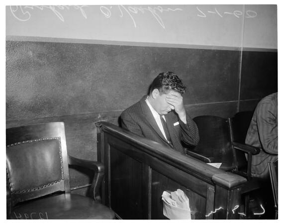Arraignment, 1960