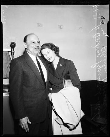 Divorce, 1957.