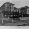 Five-story Hotel Virginia, Long Beach, California