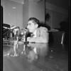 Un-American hearing (also candids), 1951