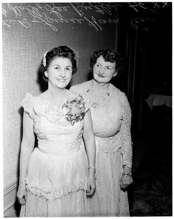 Los Angeles Business Women's Council, 1960