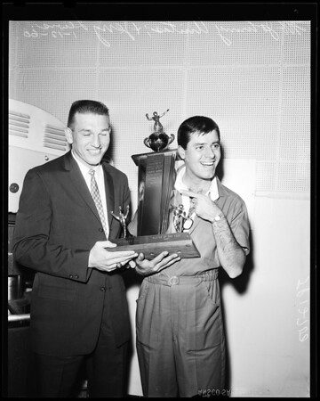Comic presents awards, 1960