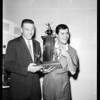 Comic presents awards, 1960
