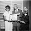 Carver Award, 1960