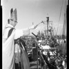 Fishermens Fiesta (San Pedro -- Los Angeles Harbor), 1957