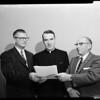 Chaplains conference, 1959