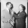 President of Rotary Club, 1952