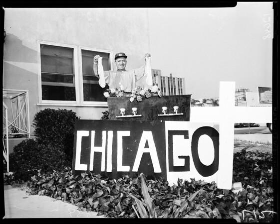 Gag shot, 1959
