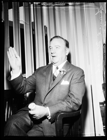 Bank President, 1958