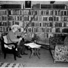 Kernville feature gun and book collection, 1960