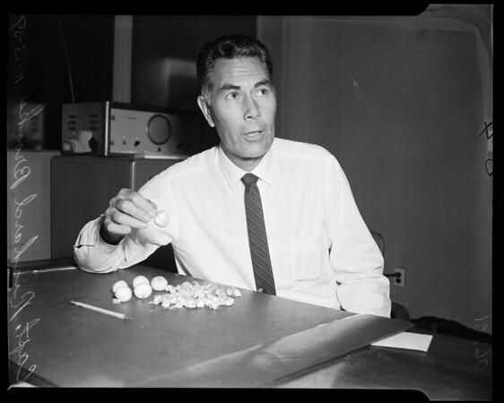 Honea narcotics case (heroin), 1959