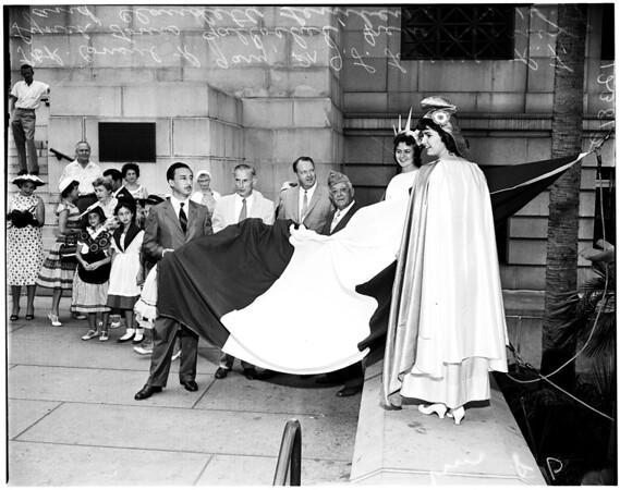 Bastille Day, 1958
