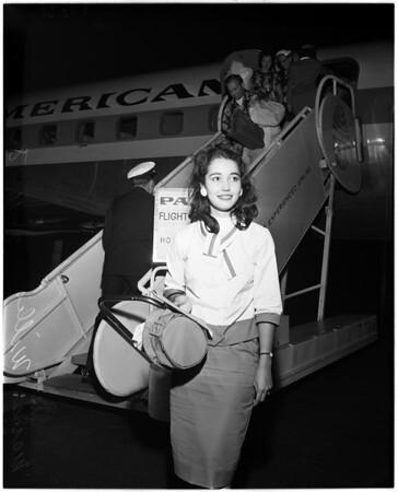 Miss Singapore, 1958
